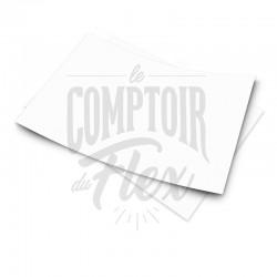 Easyflock Velours - Blanc 701