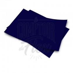 Easyflock Velours - Bleu Marine 713