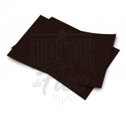 Easyflock Velours - Chocolat Noir 750