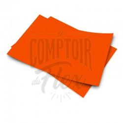 Easyflock Velours - Fluo Orange 7181